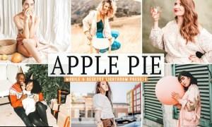 Apple Pie Mobile & Desktop Lightroom Presets