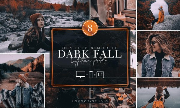 ARK FALL - Lightroom Presets 5782057