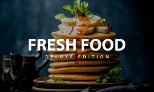 Fresh Food Deluxe Edition | For Mobile and Desktop