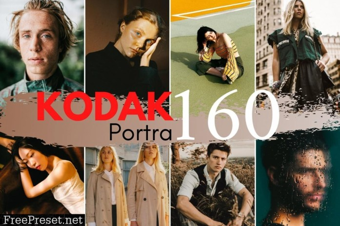 Kodak Portra 160 Lightroom Presets 5698172