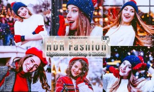 Premium Fashion Presets Mobile Desktop LX2KMLM