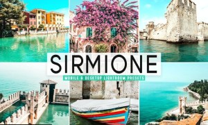 Sirmione Mobile & Desktop Lightroom Presets