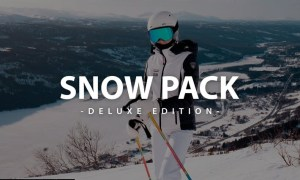 Snow Pack Deluxe Edition | For Mobile and Desktop