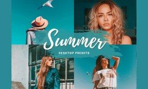 SUMMER VIBE Desktop Lightroom Preset 5712589