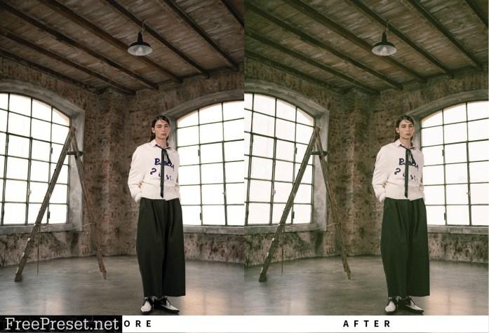 10 Analog Film Lightroom Presets 5787597