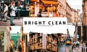 10 Bright Clean Lightroom Presets 5787575