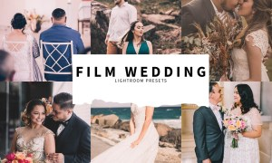 10 Film Wedding Lightroom Presets 5857404