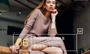 6 Fashion Girls Lightroom Presets + Mobile