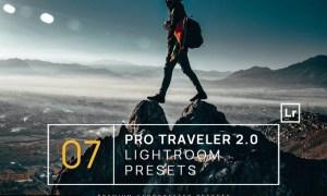 7 Pro Traveler 2.0 Lightroom Presets + Mobile