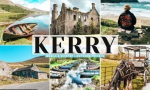 Kerry Mobile & Desktop Lightroom Presets