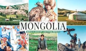 Mongolia Mobile & Desktop Lightroom Presets