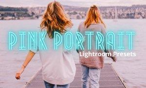 Pink Portrait Lightroom Presets 5806750
