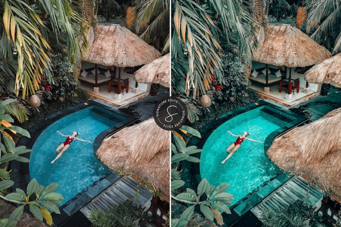 Tropical Lightroom Preset Pack 5834642