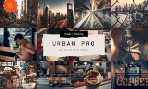 Urban Pro – 5 Lightroom Presets 5036183