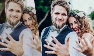 06 Wedding Photoshop Actions