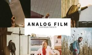 10 Analog Film Lightroom Presets 5787609