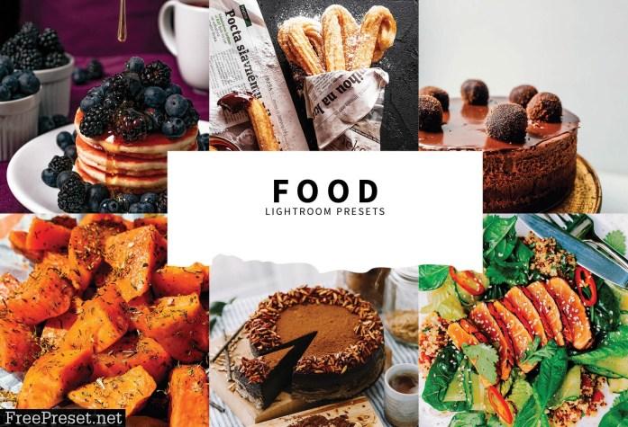 10 Food Lightroom Presets 5808533 5808533