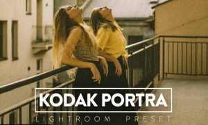 10 Kodak Portra Lightroom Presets