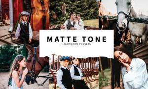 10 Matte Tone Lightroom Presets 5978544
