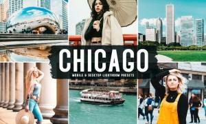 13 Chicago Mobile & Desktop Lightroom Presets