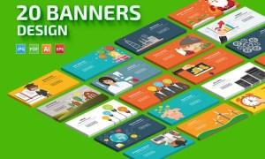 20 Banners MBXPUY