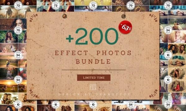 200 Effect Photos Bundle 3170736