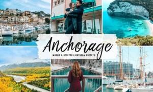 Anchorage Mobile & Desktop Lightroom Presets