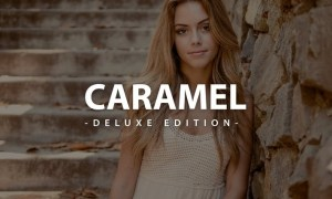 Caramel Deluxe Edition   For Mobile and Desktop