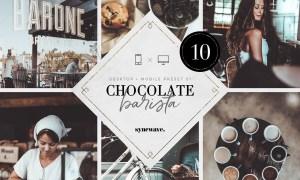 Chocolate Barista Lightroom Presets 5251298