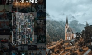 Edit Like A PRO 6th - Photoshop & Lightroom