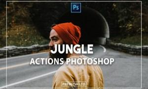 Jungle Photoshop Actions Y6YQT8P