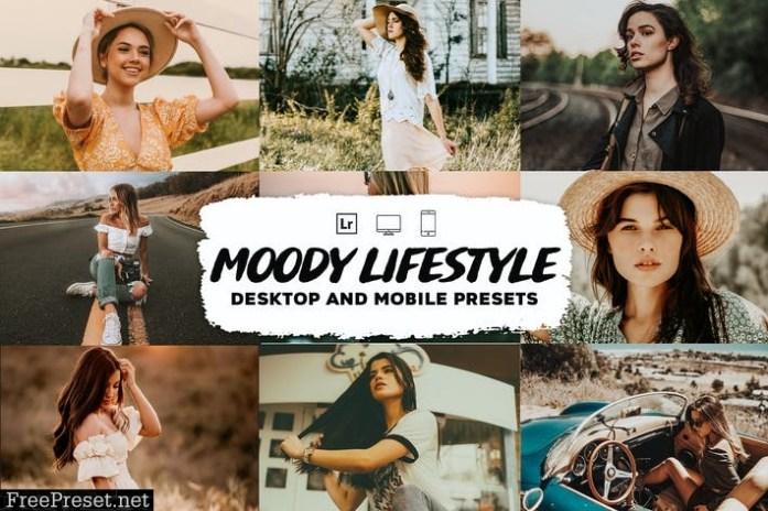 Moody Lifestyle Lightroom presets
