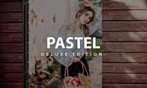 Pastel Deluxe Edition | For Mobile and Desktop