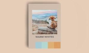 WARM WHITES FILM MOBILE LIGHTROOM PR 5924721