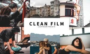 10 Clean Film Lightroom Presets 5978547
