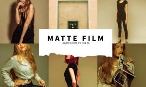 10 Matte Film Lightroom Presets 5978562