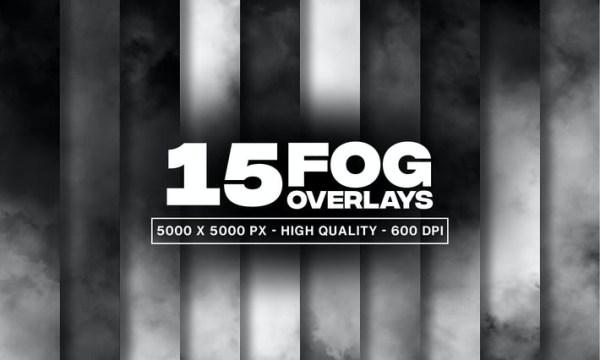 15 Fog Overlays and Textures LMVYE3K