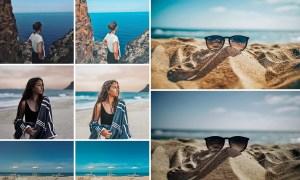 22. Beach Vibes Presets