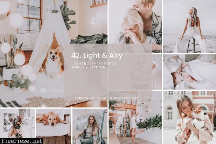42. Light & Airy