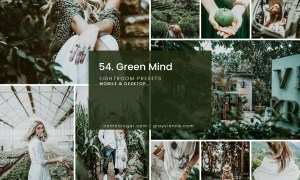54. Green Mind