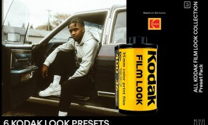 6 Kodak Looks Presets 6043691