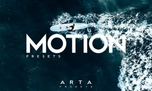 ARTA Motion Presets For Mobile and Desktop