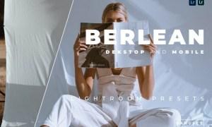 Berlean Desktop and Mobile Lightroom Preset