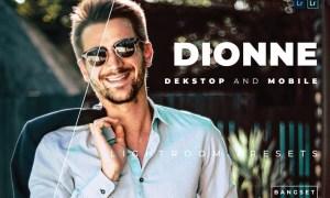 Dionne Desktop and Mobile Lightroom Preset