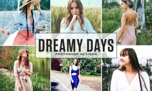 Dreamy Days Photoshop Actions