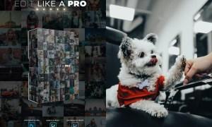 Edit Like A PRO 18th - Photoshop & Lightroom