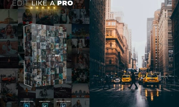 Edit Like A PRO 28th - Photoshop & Lightroom