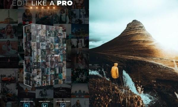 Edit Like A PRO 30th - Photoshop & Lightroom