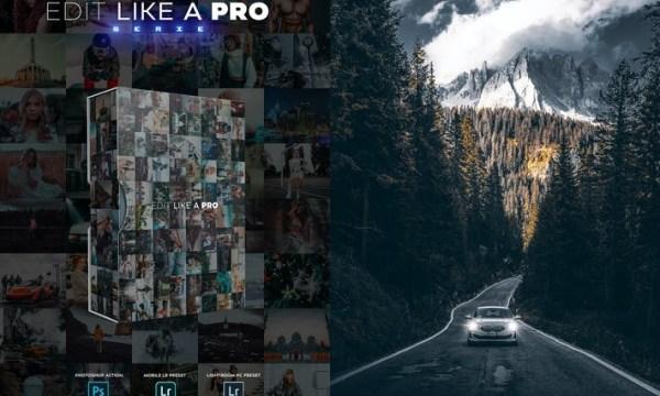 Edit Like A PRO 31th - Photoshop & Lightroom