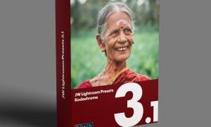 Jamie Windsor - JW Lightroom Presets 3.1 — Kodachrome